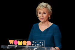 Longtime Vanity Fair editor Tina Brown on...