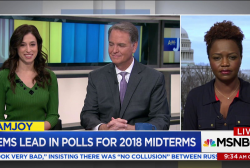 Dems lead polls for 2018, but will it be enough?