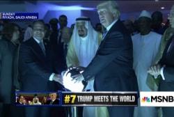 #BestofJoy: President Trump on the World Stage