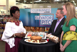 Elevator pitch: Emily's Heirloom Pound Cakes