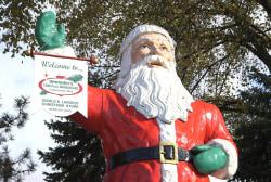 Bronner's Christmas Wonderland is a holiday icon
