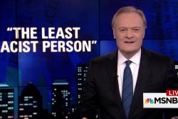 Lawrence: Trump not 'least racist' president, just least sane