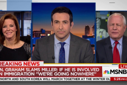 """Is Stephen Miller """"poisoning"""" Trump's thoughts on immigration deal?"""
