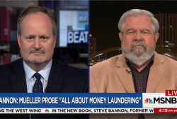"""Trump finance experts weigh in on """"money laundering"""" claims"""