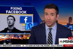 Zuckerberg's mentor: Facebook hasn't solved Russian fake news