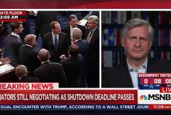 Meacham on govt. shutdown: We lack presidential leadership