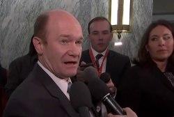Sen. Coons: Gov't seems headed for a shutdown