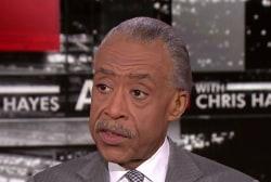 Rev. Al: Trump has built a whole presidency on race