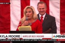 Turns out Roy Moore's Jewish lawyer is Christian