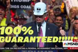 We made Donald Trump an infomercial for his border wall