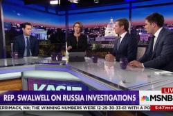 Rep. Swalwell: Sen. Graham 'looks like a man possessed'