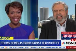 Johnston on Trump: 'He's a con artist! He's a fraud!'