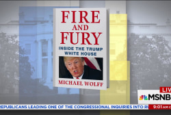 'Fire and Fury' controversy continues to heat up