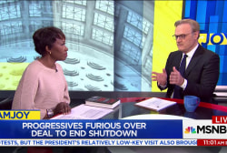 Lawrence O'Donnell: Dems won shutdown showdown