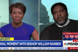 Barber on shutdown: To use these children… is just wrong