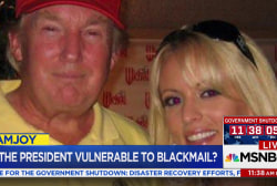 Why Trump might be highly vulnerable to blackmail