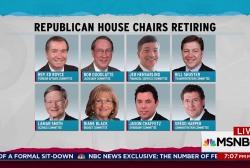 House GOP chair retirements now total eight