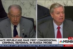 GOP makes progress undermining Russia probe