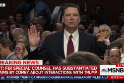 Comey claims confirmed by Priebus notes: NYT