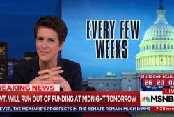 GOP risks one-party control shutdown