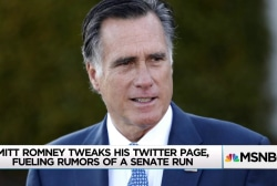 Hatch retirement opens door for Mitt Romney