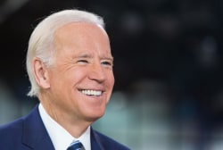 Biden 2020? Democratic operative shies away from question