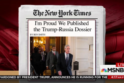 BuzzFeed editor reacts to lawsuit over dossier