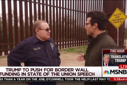 Trump to push border wall funding in State of the Union