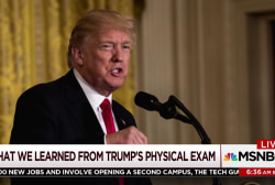 Joe: WH doc's update on Trump's health is shameful