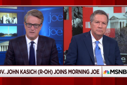 "Gov. Kasich: ""in my lifetime I've never seen this country divided like this"""