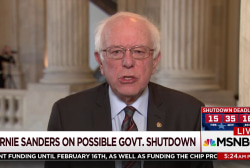 Sanders: There is widespread support for compromise