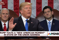 The big takeaways from Trump's State of the Union Address