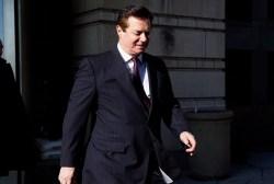 Manafort files lawsuit against Mueller, Rosenstein and DOJ