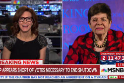Fmr. OMB director on shutdown: We shouldn't be doing this at all