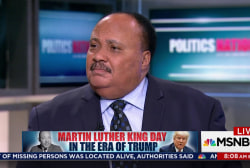 Martin Luther King III: On the Legacy of his father