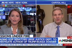 Rep. Jim Jordan thinks Trump dossier 'is garbage'