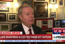 Graham: We need the President to 'close the deal' to avoid shutdown