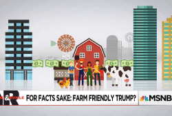 For Facts Sake: What Trump has done farmers