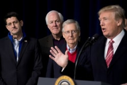 """Rep. Meeks: Republicans giving up """"institutions of the United States"""" for politics"""