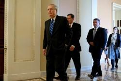 Senate optimistic on budget deal despite Trump's shutdown threat