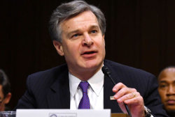 Joe: Institutions 1, chaos 0 after Wray hearing