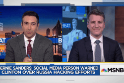 After Mueller indictment, Bernie aide says they didn't know Russians were helping