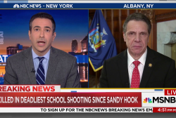 "Gov. Cuomo on background checks: ""Bunch of boloney"""