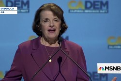 Democratic reckoning: Feinstein under fire in California