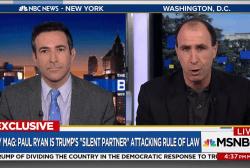 Paul Ryan's secret plan to undermine Mueller for Trump