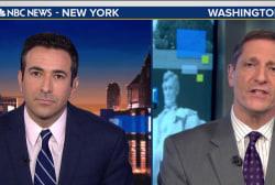 Watch Paul Ryan aide defend his Trump flip-flop
