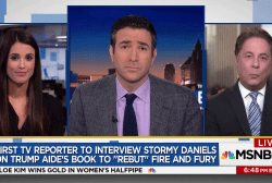 Liz Plank: New book by Michael Cohen will be a love-letter to Trump