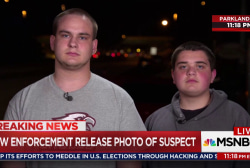 Brothers describe deadly shooting at Florida high school
