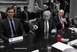 NYT: Kushner & Kelly warring over access to top secret docs