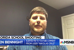 Mississippi man warns FBI of alleged school shooter